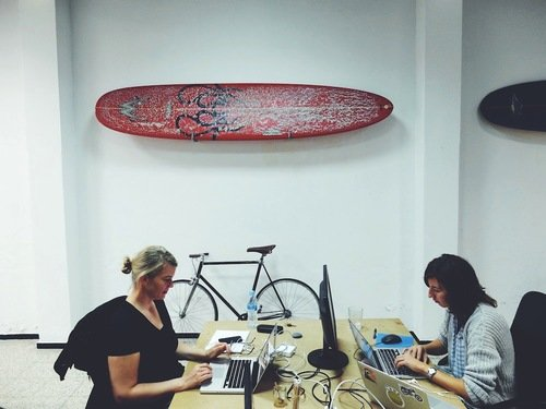 >Surf Office